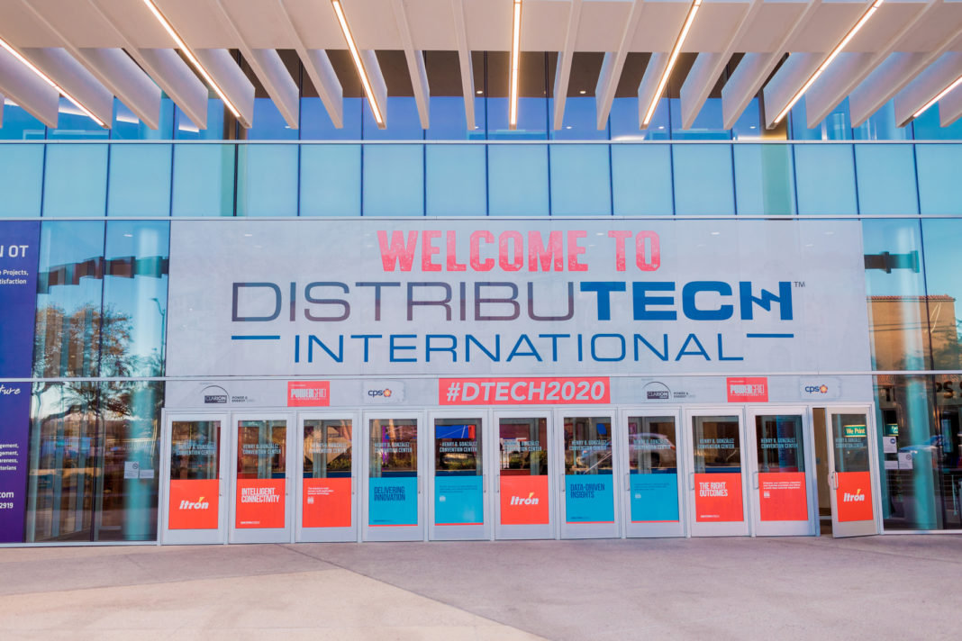 Welcome to DISTRIBUTECH