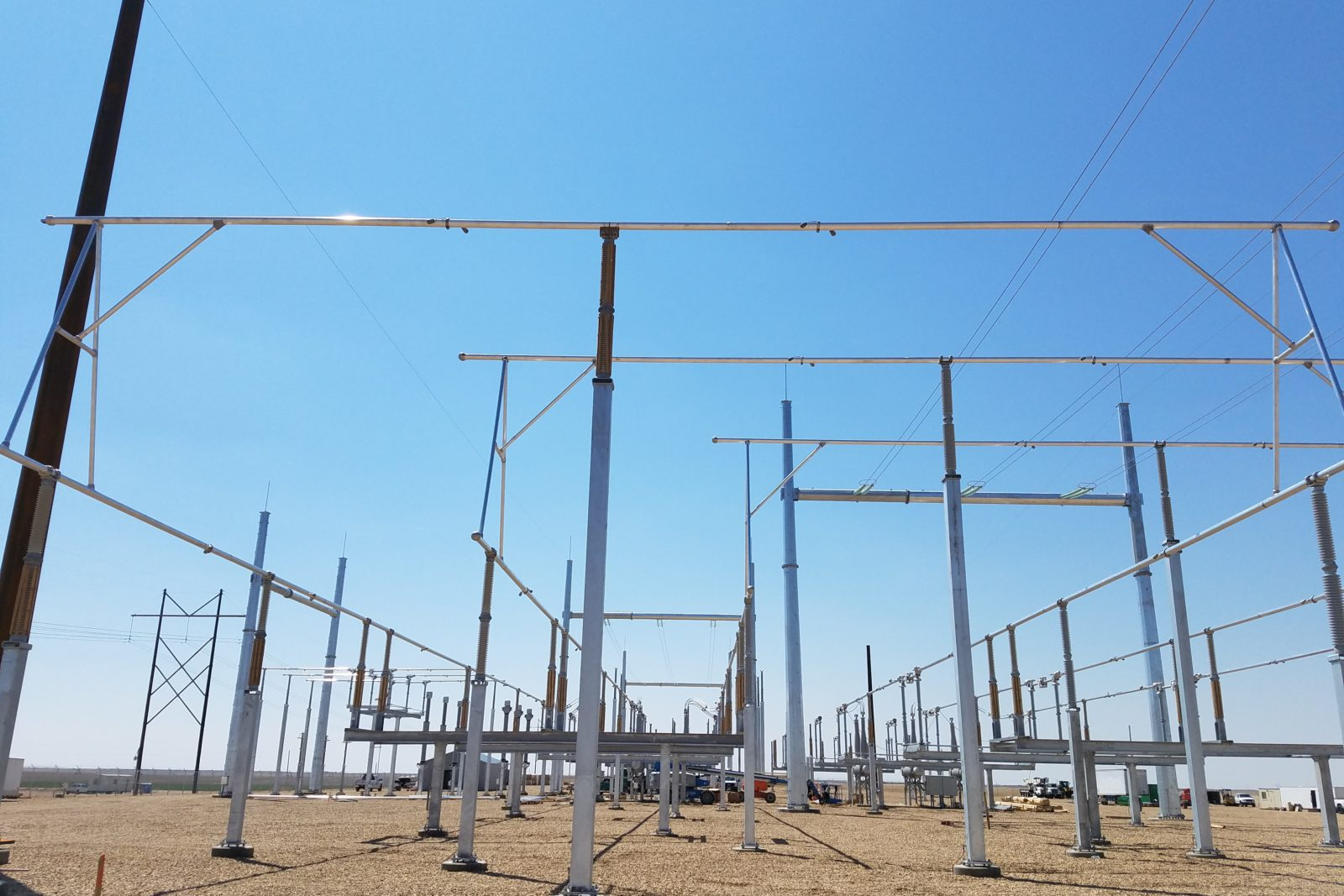 Xcel Energy Upgrades Substations In New Mexico Powergrid International