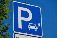 EV Charging Parking