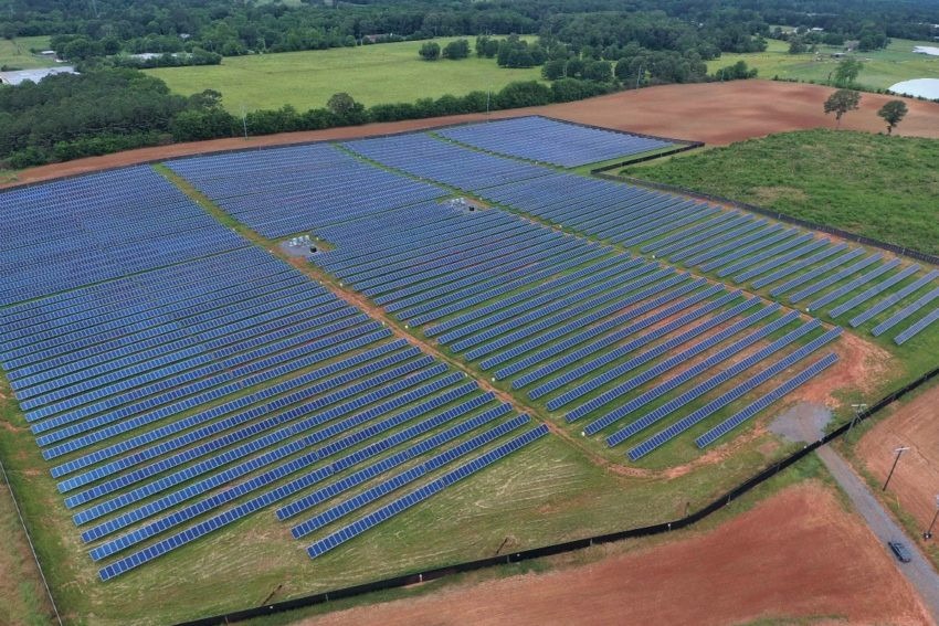 3 MW Murray County Solar Farm