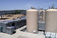 Flow Battery Storage