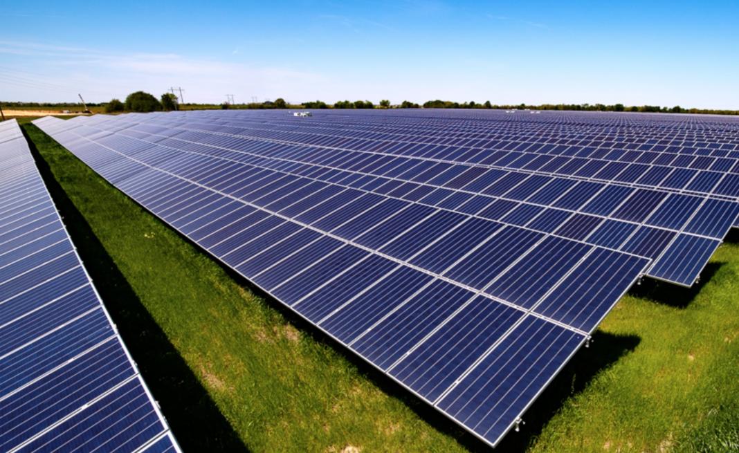 solar array Entergy Arkansas