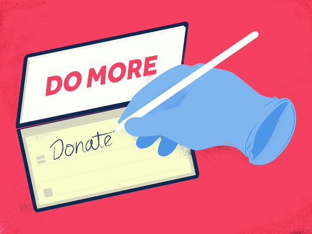 COVID Donation