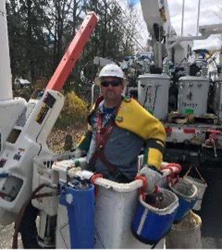 Behind the scenes of a major power restoration: an Eversource lineworker's perspective